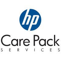 Hewlett Packard Enterprise 5Y, 24x7, w/DMR D2200sb+P4000 FC SVC Service de colocalisation