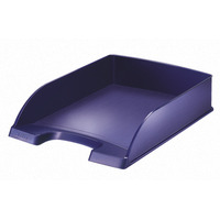 Leitz Corbeille à courrier Style Corbeille à courier - Bleu