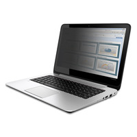 "V7 13.3"" Privacy Filter for Notebook - 16:9 Aspect Ratio Schermfilter - Zwart"
