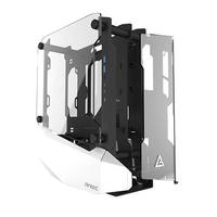 Antec Striker Boîtier d'ordinateur - Transparent, Blanc