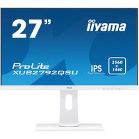 "Iiyama ProLite 27"" LED IPS, 2560 x 1440, 16:9, 1000:1, 350 cd/m², 5ms, FreeSync, DVI, HDMI, DisplayPort, USB ....."