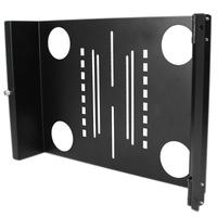StarTech.com Support de fixation LCD VESA pivotant universel pour rack ou armoire 48 cm Accessoire de racks .....