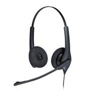 Jabra Biz 1500 Duo USB - Zwart Headset