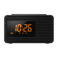 Panasonic FM, 87.5 - 108MHz, 10 presets, Auto tuning, 1W, 8 Ohm, 1 kHZ, 30%THD Radio - Noir