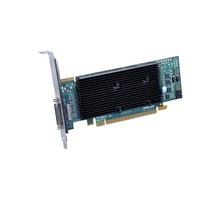 Matrox M9140 LP, PCIe x16, 512MB DDR2, 1920x1200/1920x1200, KX-20 - 4x DVI-I Carte graphique