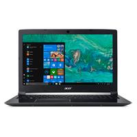 Acer Aspire A715-72G-760T - AZERTY Laptop - Zwart