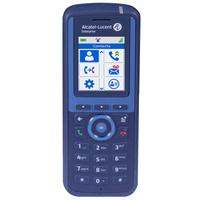 Alcatel-Lucent Mobile 8254 Téléphone - Bleu