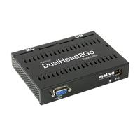 Matrox DualHead2Go Digital Edition Répartiteur vidéo - Noir