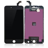 CoreParts MOBX-IPO6GP-LCD-B Reserveonderdelen van mobiele telefoons - Zwart