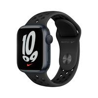 Apple Watch Nike Series 7 (2021) GPS 41mm Midnight Smartwatch