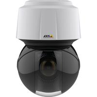 Axis Q6128-E Caméra IP - Noir, Blanc