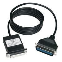 Black Box Convertisseur série↔parallèle (38,4kbits/s) Câble série - Noir