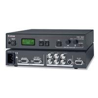 Extron VSC 500 Convertisseur de scan - Noir