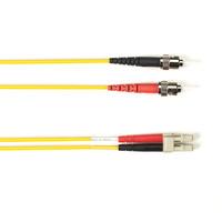 Black Box ST-LC 3m Câble de fibre optique - Jaune