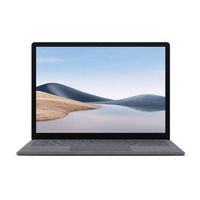 Microsoft Surface Laptop 4 AMD Ryzen 5 4th Gen 8GB RAM 256GB SSD Laptop - Zwart