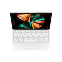 Apple Magic Keyboard pour iPad Pro 12,9 pouces (5ᵉ génération) - QWERTY - Blanc