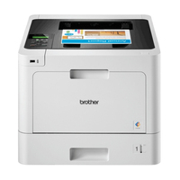 Brother Netwerk Kleuren31 ppm - 256 MB - 2400 dpi class - interne duplexunit - Wireless Laserprinter - .....