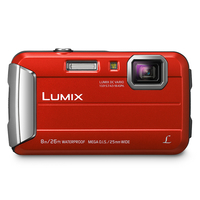 Panasonic DMC-FT30 Caméra digitale - Rouge