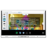 """SMART Technologies 86"""", 4K, IR, LED, 16:9, 4000:1, 8 ms, 10 W Speaker, HDMI, VGA, USB, S/PDIF, 3.5 ....."""