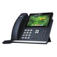 Yealink SIP-T48S Téléphone IP - Noir