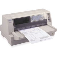 Epson LQ-680 Pro Dot matrix-printer - Grijs
