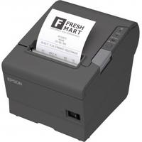 Epson TM-T88V Imprimante point de vent et mobile - Gris