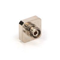 Black Box Fiber Optic Coupling - Multimode, Simplex Adaptateurs de fibres optiques - Argent