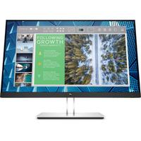HP E-Series E24q G4 Monitor - Zwart, zilver
