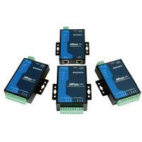 Moxa 2x RS-232, 1x RJ45, DTR/DSR, 0 - 55°C, IP30, Programmable Serveur série
