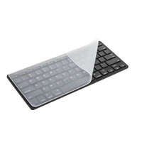 Targus Universal Keyboard Cover, Silicone, Small, 3 pack Accessoire de clavier - Translucide,Blanc