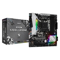 Asrock B450 Steel Legend Carte mère