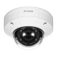 D-Link DCS-4605EV Caméra IP - Blanc