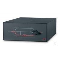APC Service Bypass Panel- 230V; 100A; MBB; Hardwire input; IEC-320 output- (8) C13 (2) C19
