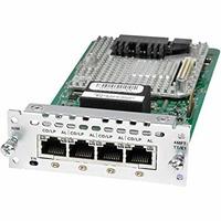 Cisco NIM-4MFT-T1/E1, Refurbished Module de réseau voix
