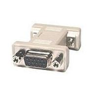 C2G HD15 VGA Adapter Kabel adapter - Grijs