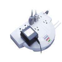 APC SurgeArrest, 8 outlet Protecteur tension - Beige