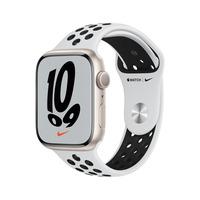 Apple Watch Nike Series 7 (2021) GPS 45mm Starlight Smartwatch