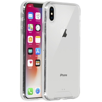 Accezz Xtreme Impact Backcover iPhone Xs Max - Transparant / Transparent