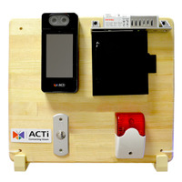 ACTi Demo kit of access control solution package Toegangscontrole-lezers