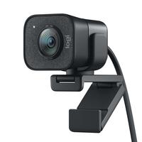 Logitech StreamCam Webcam - Noir