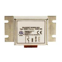 Honeywell Screen Blanking Switch Box Commutateur - Acier inoxydable