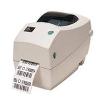 Zebra TLP2824 Plus Labelprinter - Wit
