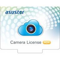 Asustor 4 CAMERAS LICENSE FOR SURVEILLANCE CENTER Licence de logiciel