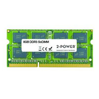2-Power 8GB DDR3L 1600MHZ, SODIMM, Unbuffered Mémoire RAM - Vert