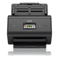 Brother Desktop - 30 ppm - dubbelzijdig - Wireless Scanner - Zwart