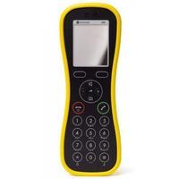 Spectralink KIRK Soft Cover @ Belt Clip Connector Butterfly, yellow Etuis voor mobiele apparatuur - Geel