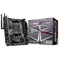 MSI MPG B550I Gaming Edge WiFi Moederbord