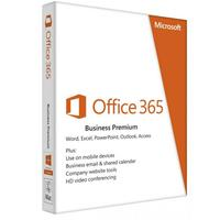 Microsoft Office 365 Business Premium ENG Software suite