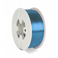 Verbatim 55056 - Bleu, Transparent