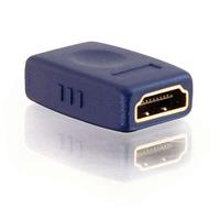 C2G Velocity HDMI Kabel adapter - Blauw